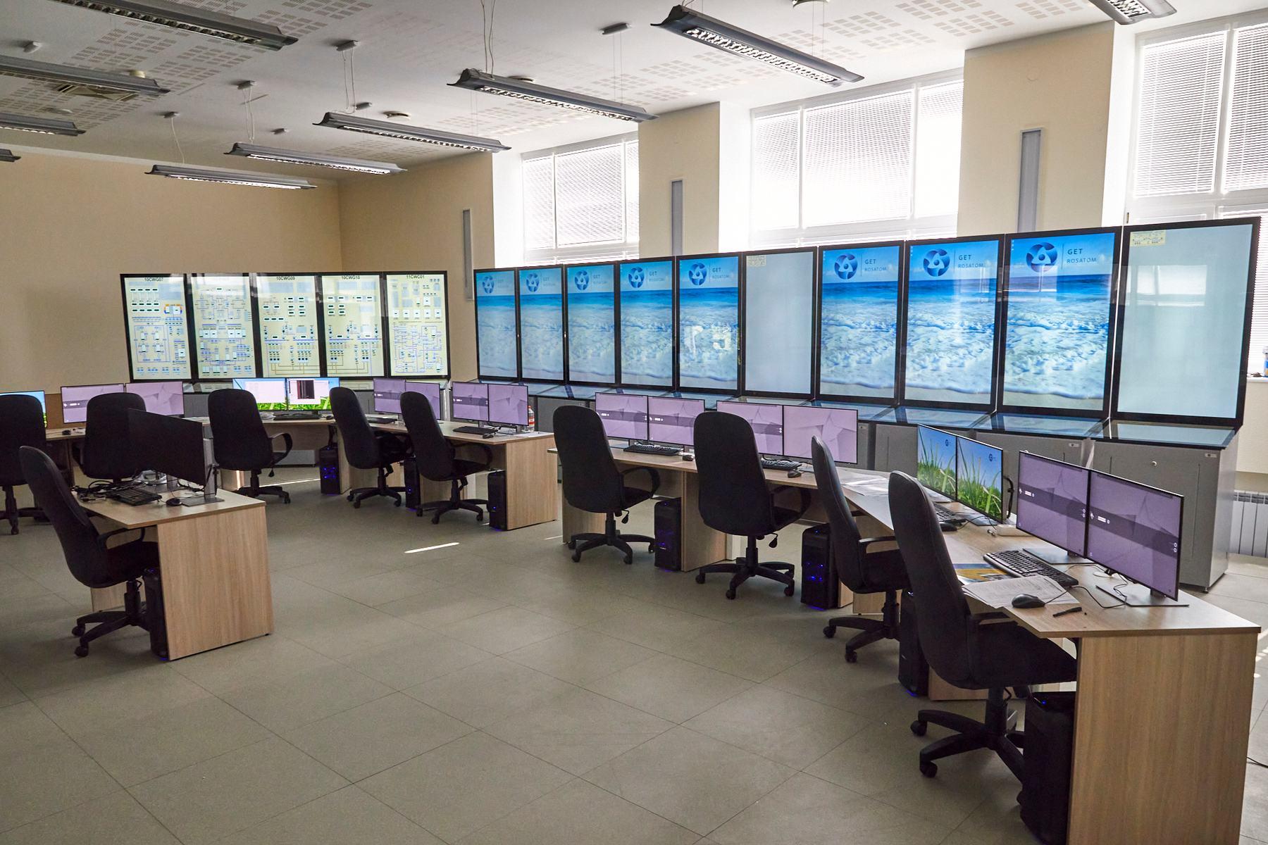 Завершилось оснащение аналитическими тренажерами учебных площадок Технической академии в Обнинске и Нововоронеже