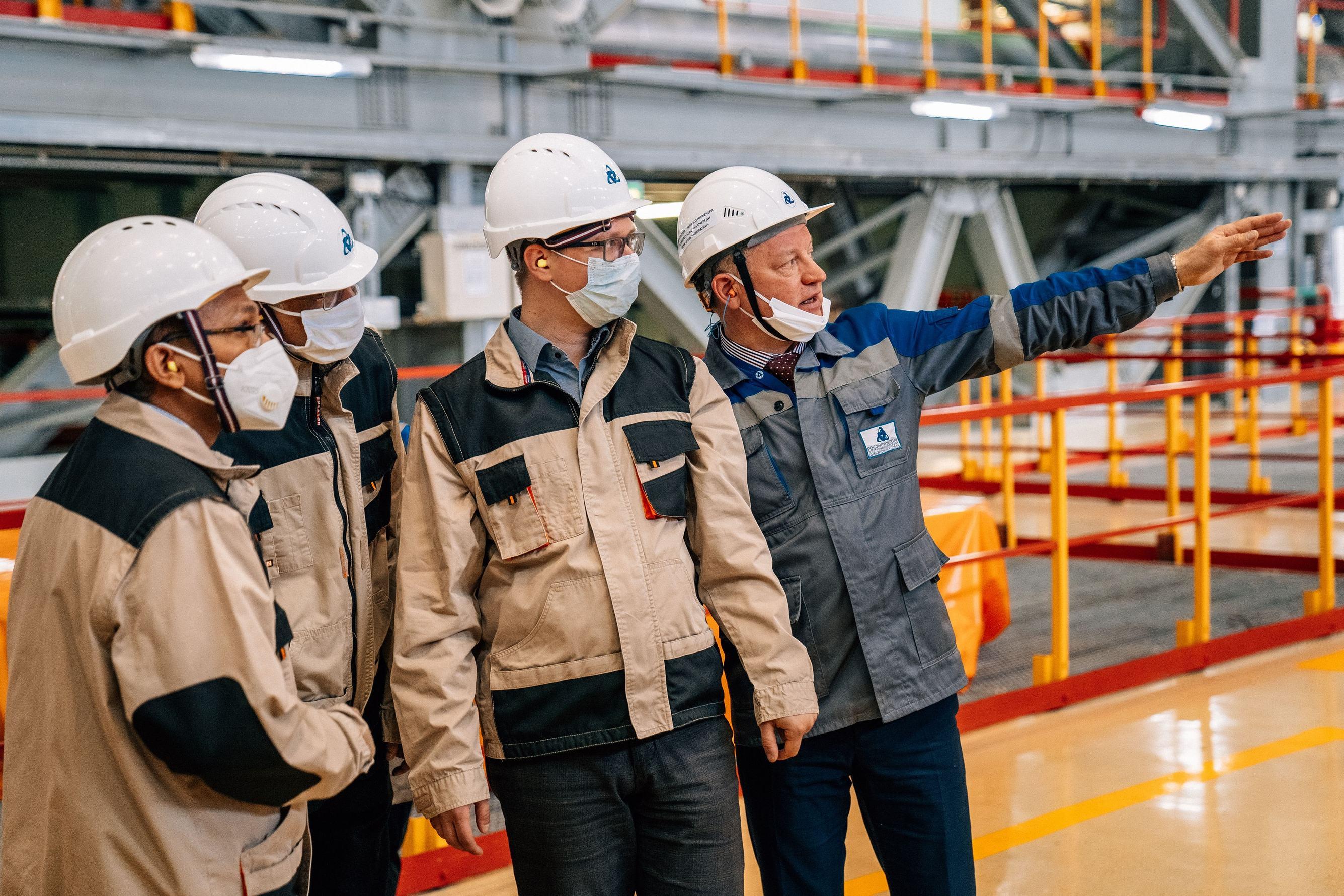 Посол Бангладеш убедился в качестве профподготовки специалистов для АЭС «Руппур»