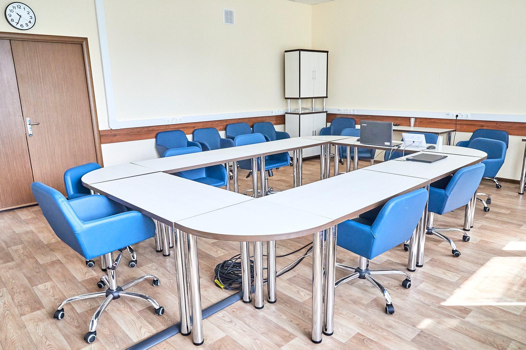 Комната переговоров - №326