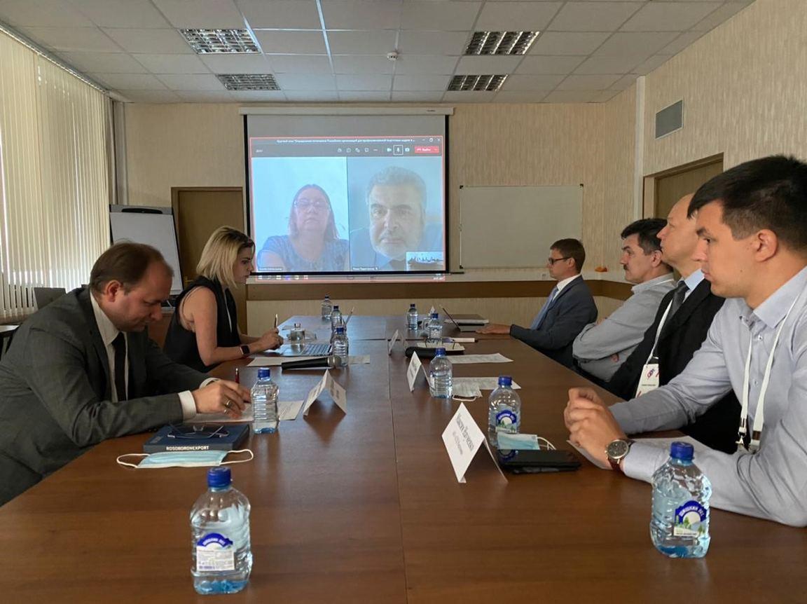 Состоялся круглый стол по вопросу определения потенциала российских организаций для подготовки кадров в области аварийной готовности и реагирования