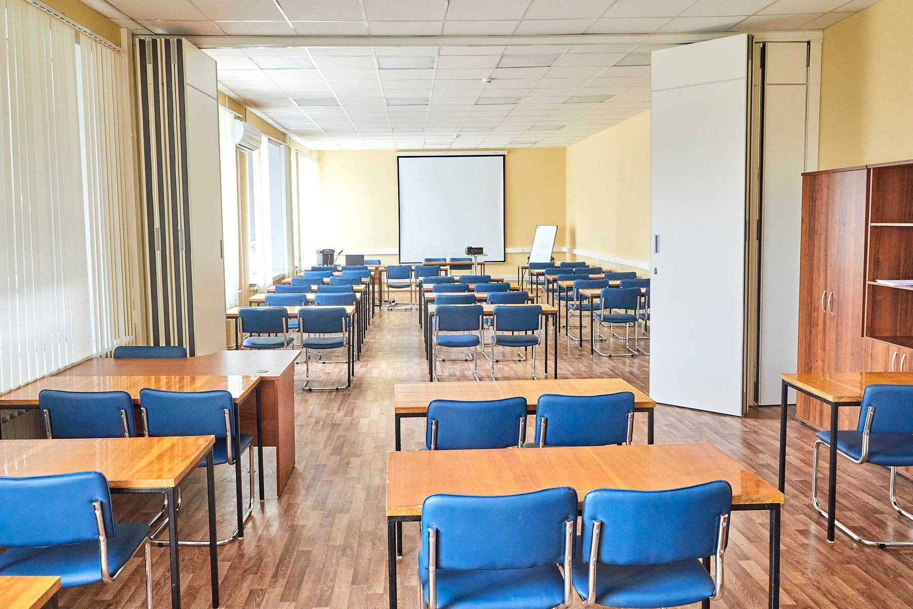 Учебная аудитория большая - №434