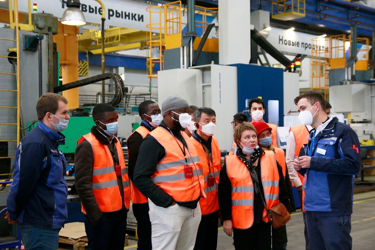 Завершился межрегиональный учебный курс по вовлечению промышленности в ядерно-энергетические программы