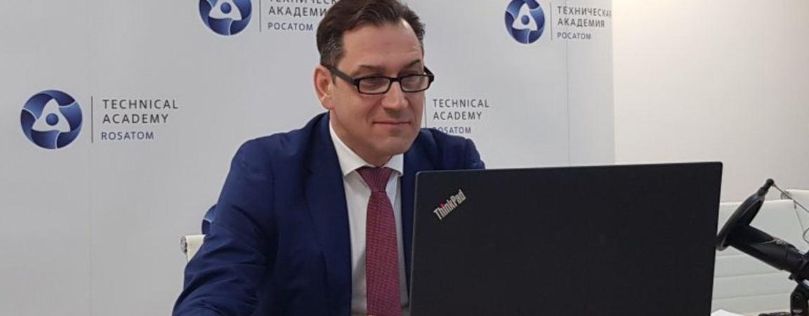 Образовательное сотрудничество с европой в области перспективных ядерных технологий